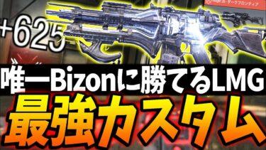 【新環境】唯一Bizon撃ち勝てる『Holger26』の最強カスタムがコレ!!まさに『威力&機動性&安定性』が完璧な組み合わせを紹介!!【CODモバイル】〈KAME〉