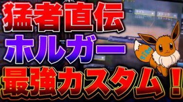 猛者直伝!『ホルガー』最強カスタム紹介!!【CoDモバイル】【ろくたん】